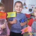 Подарок к Дню Защитника Отечества от самых маленьких