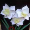 Мастер-класс «Букет нарциссов» подарок для мамы