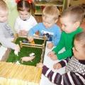 Мастер-класс по изготовлению макета «Скотный двор»