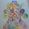 Мастер-класс «Лоскутное рисование»