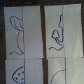 Игра «Дорисуй картинку»