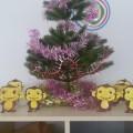 Веселые обезьянки к Новому году (фотоотчёт)