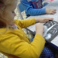 Конспект НОД по нетрадиционным техникам рисования во второй младшей группе «Деревья в снегу»