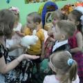 Конспект НОД по речевому развитию «Игрушки в гостях у ребят» в первой младшей группе