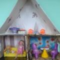 Мастер-класс «Домик для кукол»