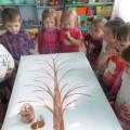«Осень к нам пришла!» Коллективная работа детей группы раннего возраста