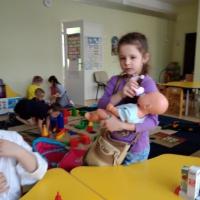 Игра «Прием у детского врача»