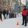 Спортивное мероприятие к 23 февраля