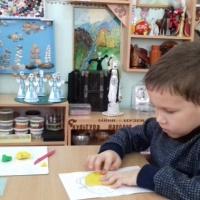 Конспект ООД с использованием пластилинографии для детей старшей логопедической группы «Путешествие в страну Здоровья»