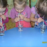 Из опыта работы «Детское экспериментирование как средство развития познавательной активности»