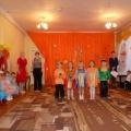 Развлечение для детей средней группы «Осенние гуляния»