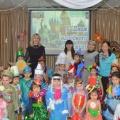 День народного единства. Показ дефиле костюмов из подручных материалов (фотоотчёт)