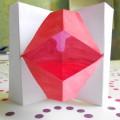 Мастер-класс по оригами «Поцелуй»