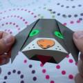Мастер-класс «Кот, пес и поросенок». Оригами