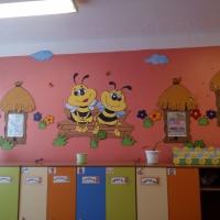 Оформление группы в детском саду