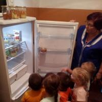Конспект занятия по ознакомлению с окружающим миром «Экскурсия на кухню детского сада»