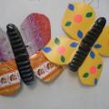 «Вот такие бабочки». Мастер-класс