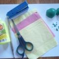 Мастер-класс по изготовлению поздравительной открытки для милых мамочек. Объемная аппликация и мозаика из яичной скорлупы.