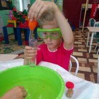 Конспект образовательной деятельности в старше-подготовительной группе «Волшебница вода»