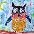 Художественное творчество. Рисование в старшей группе «Совушка» (фотоотчёт)
