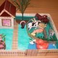 Мастер-класс по изготовлению макета «Деревенское подворье»