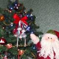 Мастер-класс из бросового материала «Рождественская подвеска»