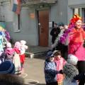 Праздник «Масленица» в детском саду
