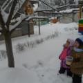 «Как мы птицам зимой помогали». Изготовление кормушек