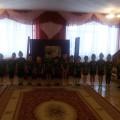 Спортивно-музыкальное развлечение «День защитника Отечества»