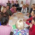 Выступление на областном семинаре «Проектирование воспитательно-образовательного процесса в ДОУ»
