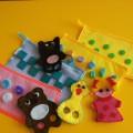 Мастер-класс «Пальчиковые игрушки-ходилки»
