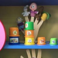 Изготовление игрушек для театральных игр детей раннего возраста (продолжение)