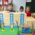 Макет детского сада. Фотоотчет