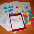 Мастер-класс по изготовлению дидактической игры для детей старшего дошкольного возраста «Судоку»
