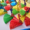 Конспект НОД по конструированию из бумаги «Красивая птица— Павлин» в подготовительной группе