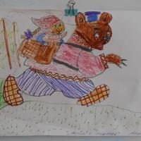 Конспект НОД по рисованию «Мой любимый сказочный герой» в подготовительной группе