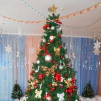 Конспект НОД по развитию речи «Праздник Новый год» в подготовительной группе