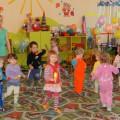 Спортивное развлечение в первой младшей группе «Праздник воздушных шаров»