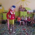 Развлечение в детском саду в первой младшей группе «День смеха»