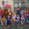 Развлечение для детей группы раннего возраста по мотивам русской народной сказки «Колобок»