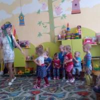 Сценарий физкультурного досуга для детей раннего возраста «Пришла Весна»