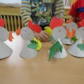 Детский мастер-класс «Веселый петушок»