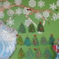 Игра-занятие «Елочка-красавица» с детьми раннего возраста