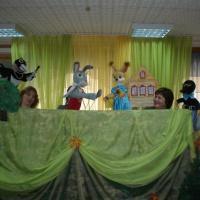 Кукольный спектакль по сказке В. Сутеева «Мешок яблок»