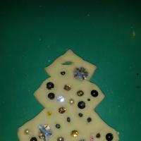 Мастер-класс «Новогодние елочки из соленого теста»