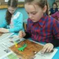 Мастер-класс по лепке пластилином «Динозаврик»
