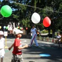Сценарий для детей старшего дошкольного возраста «Праздник мячей и воздушных шаров»