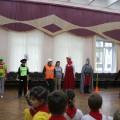 Спортивное развлечение к Дню города Москвы «Спортивная Москва» (подготовительная группа)