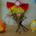 «Пасхальное яичко». Совместное творчество детей и взрослых.
