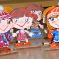 «Жители деревни Снегирево и другой народ Ситцевой Страны»— творчество воспитателя для игр детей.